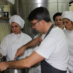 MASTER CLASS BY THE ITALIAN CHEF-COOK ALESSANDRO URILLI