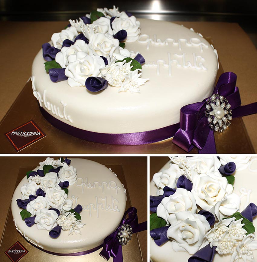 Wedding and engagement cakes – Pasticceria Cakes