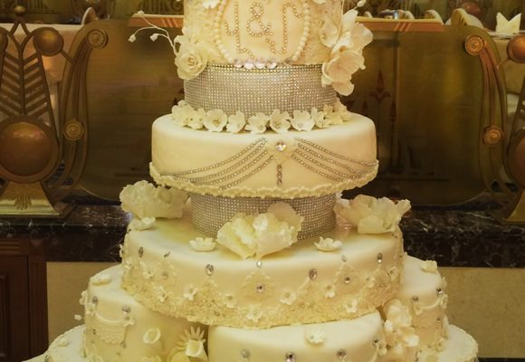 Wedding and engagement cakes