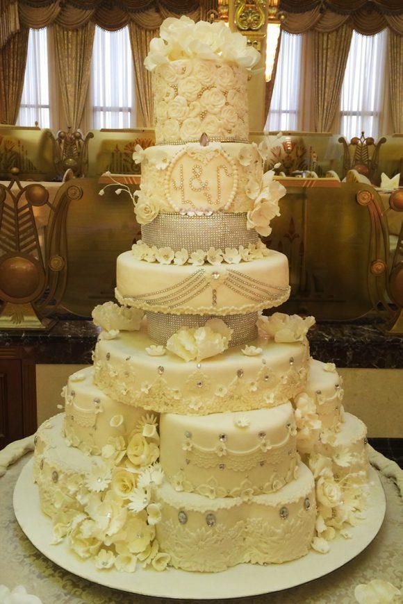 Свадебные торты и торты на помолвку