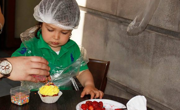 International Children's Day in Pasticceria